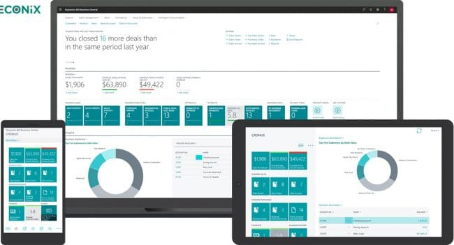 Dynamics 365 Business Central License